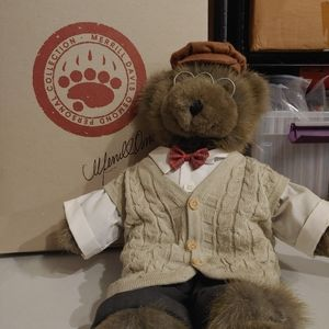 Very rare Merrill Osmond bear